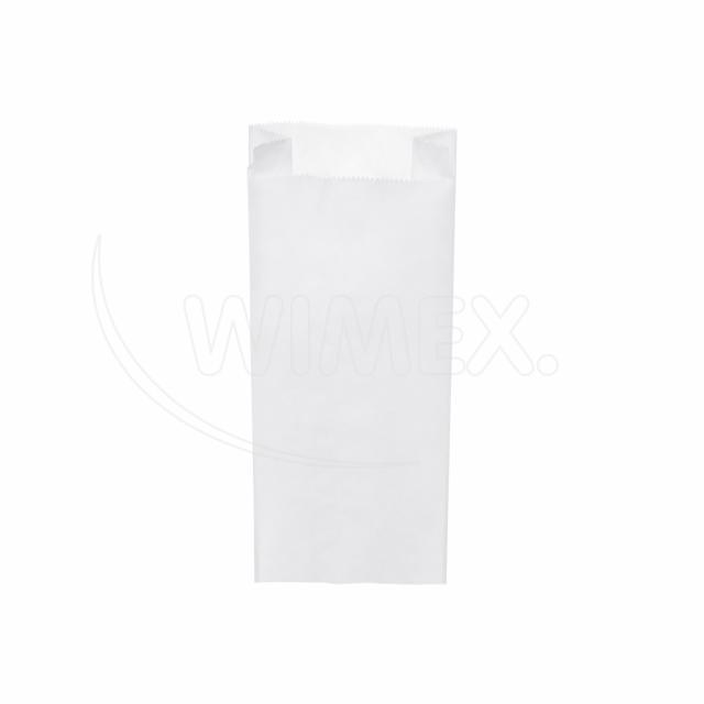 Svačinový pap. sáček bílý 2kg (14+7 x 32 cm) [1000 ks]