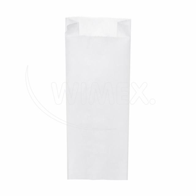 Svačinový pap. sáček bílý 3kg (15+7 x 42 cm) [1000 ks]
