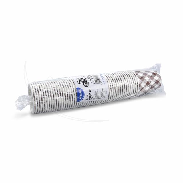 Papírový kelímek KARO 200 ml, S (Ø 73 mm) [50 ks]