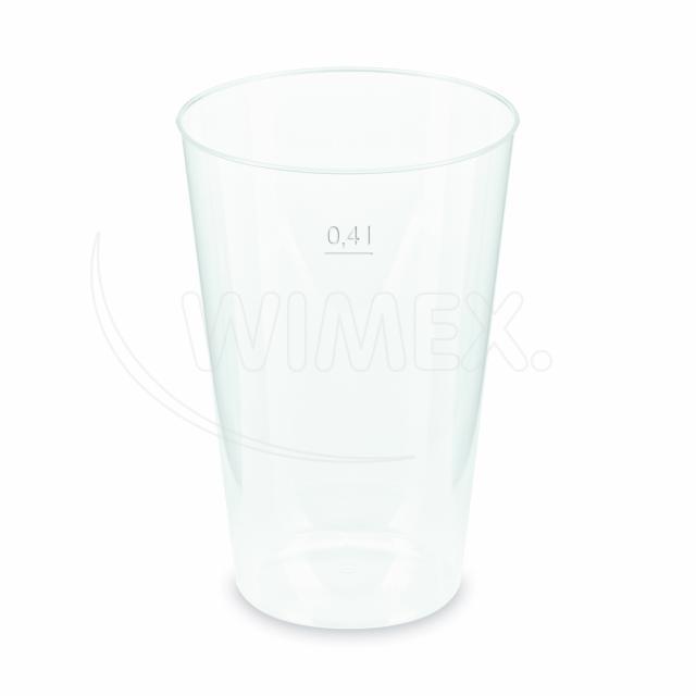 Kelímek vratný 0,4 l (PP) [50 ks]