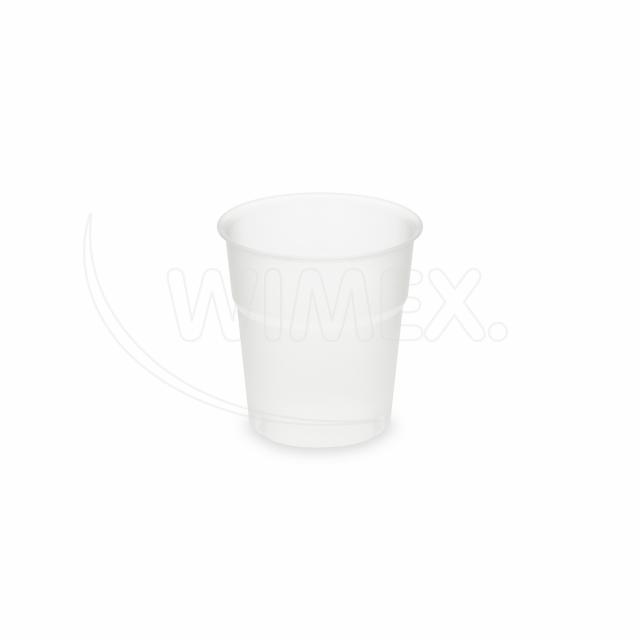 Kelímek 100 ml (CPLA) -BIO- (Ø 57 mm) [50 ks]