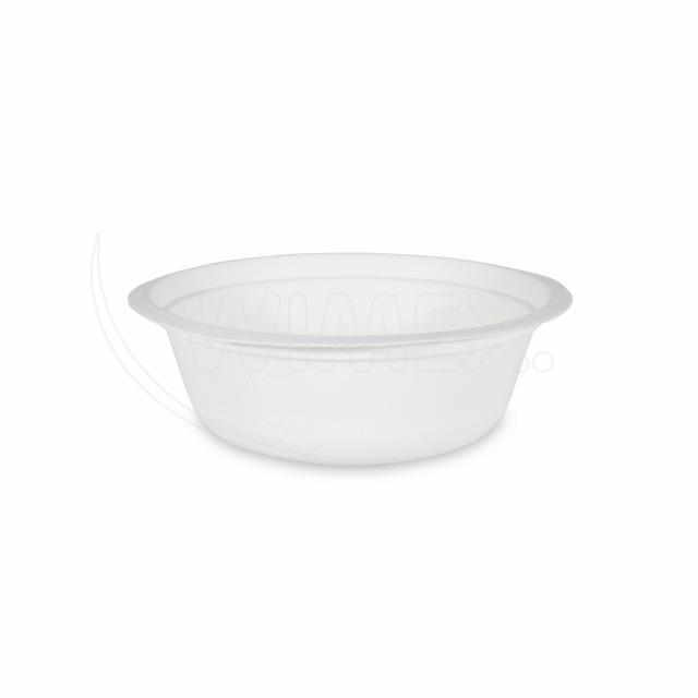 Miska kulatá BIO cukrová třtina 500 ml, Ø 15,5 x 5,5 cm [10 ks]