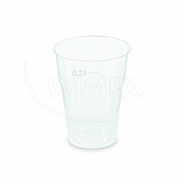Kelímek vratný MULTI 0,2 l (PP) [40 ks]