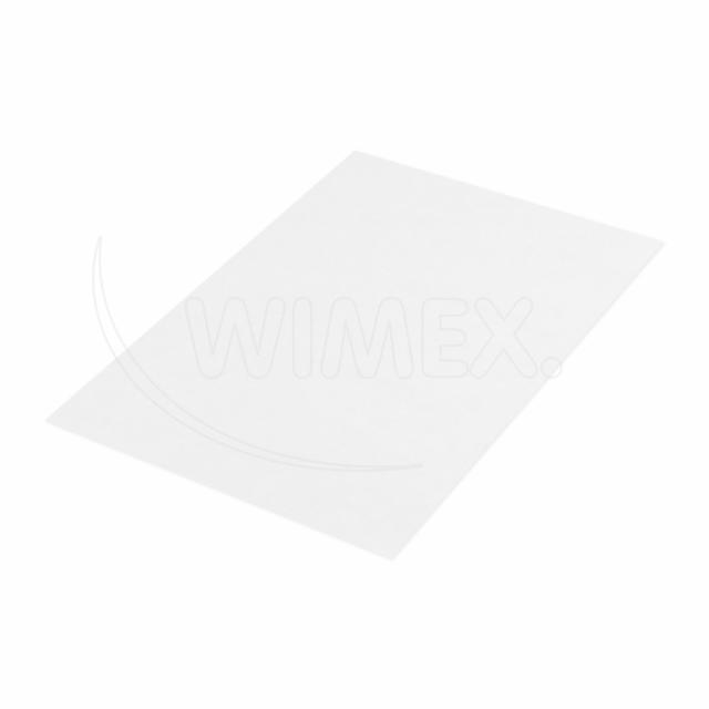 Papírový přířez, nepromastitelný 50 x 75 cm (1/2) 6,5 kg [500 ks]