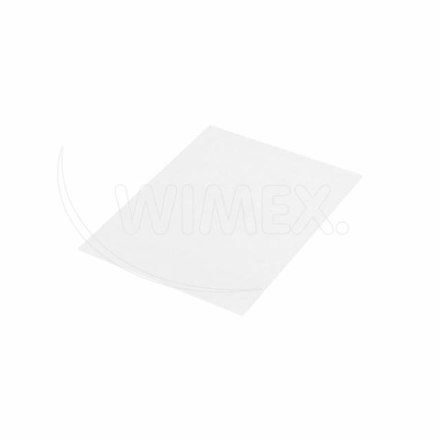 Papírový přířez, nepromastitelný 37,5x50cm (1/4) 6,5 kg [1000 ks]