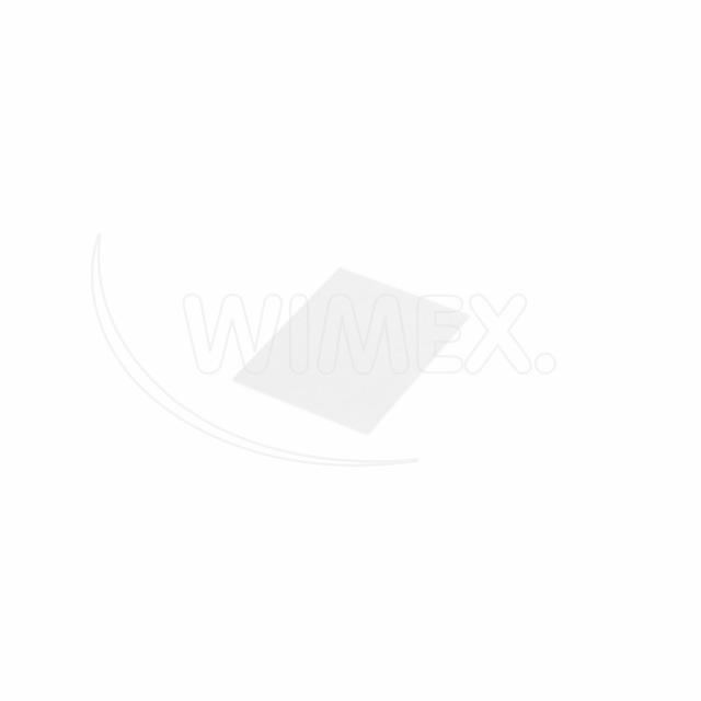 Papírový přířez, nepromastitelný 18,7x25cm (1/16) 3,25 kg [2000 ks]