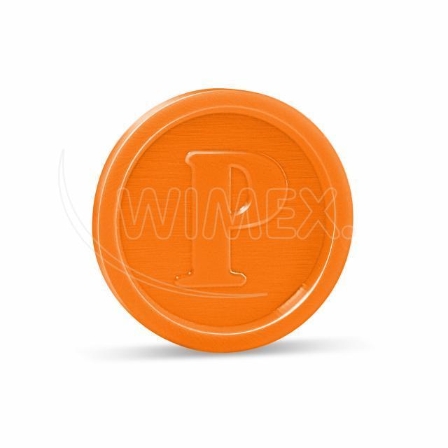 Žeton oranžový [100 ks]