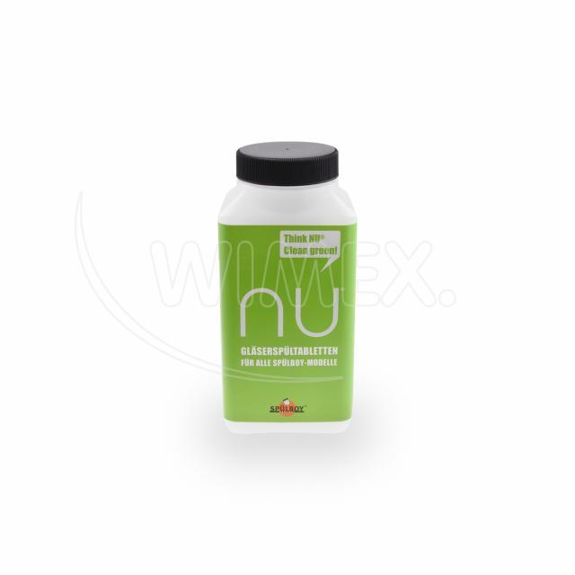 Tablety na mytí sklenic Spülboy NU 100 ks [500 g]