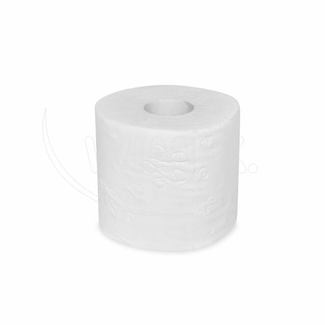 """Toaletní papír bílý 3vrstvý """"TP Neutral"""" 250 útržků [56 ks]"""