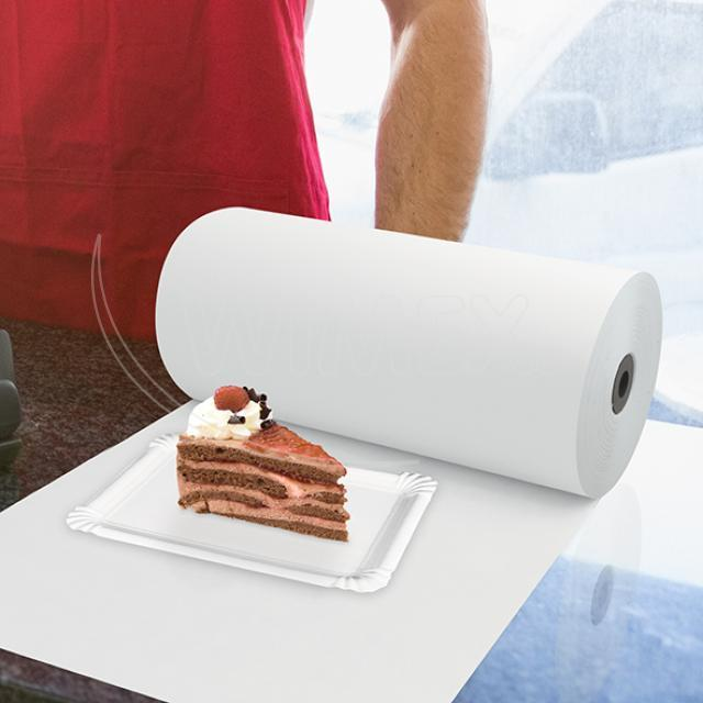 Balicí papír rolovaný, bílý 50 cm, 10 kg [1 ks]