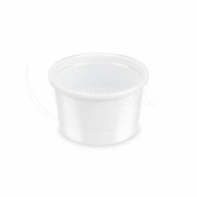 Dresinková miska bílá 30 ml (PP) [50 ks]
