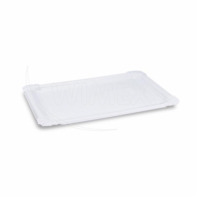 Papírový tácek 21 x 30 cm [125 ks]