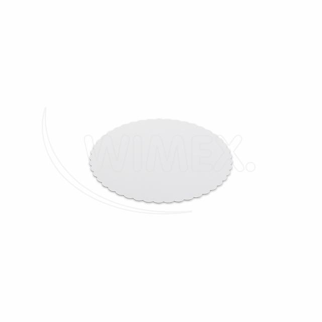 Lepenková podložka pod dort Ø 18 cm [100 ks]