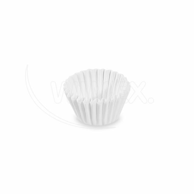 Cukrářský košíček bílý Ø 20 x 19 mm [1000 ks]