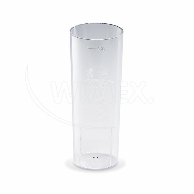 Kelímek krystal na Longdrink 4 cl / 0,3 l [10 ks]