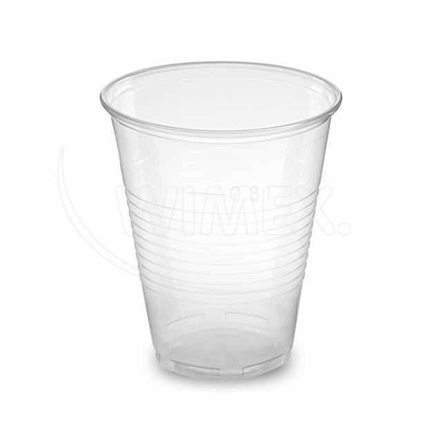 Kelímek průhledný 0,3 l -PP- (Ø 95 mm) [50 ks]