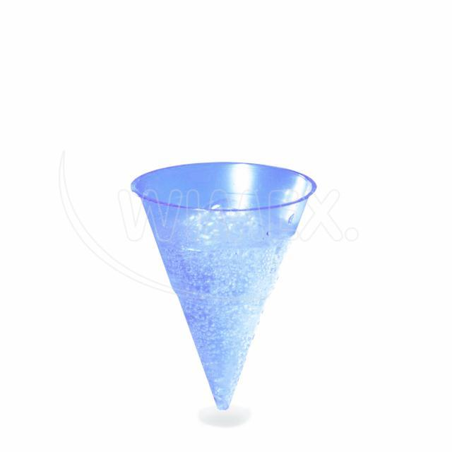 Kelímek BLUE CONE 115 ml -PP- (Ø 70 mm) [1000 ks]
