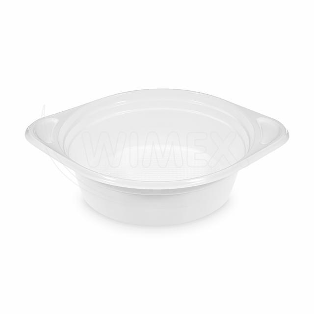 Šálek na polévku bílý (PP) 500 ml [100 ks]