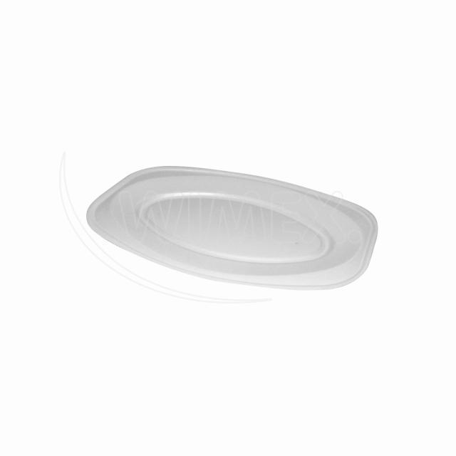 Podnos oválný bílý 35 x 24,7 cm (EPS) [10 ks]