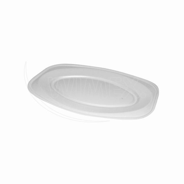 Podnos oválný bílý 45 x 30,5 cm (EPS) [10 ks]