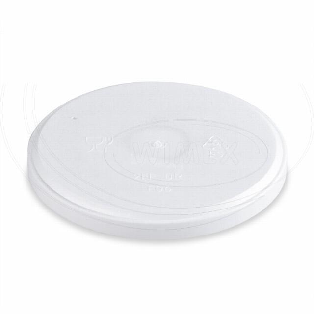 Termo-víčko pro misky kulaté 340 - 680 ml [50 ks]