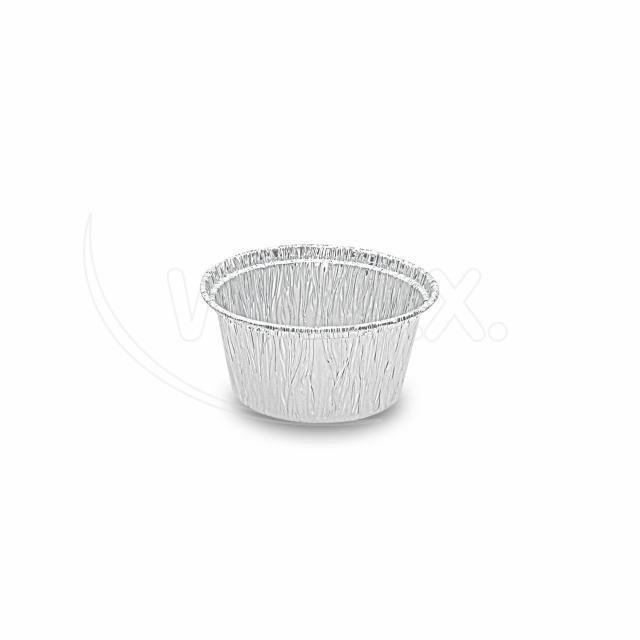 Miska kulatá ALU (110 ml) Ø 8 x 3,4 cm [100 ks]